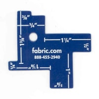 Fabric.com Measuring Tool