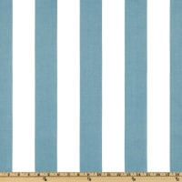 Swavelle Indoor/Outdoor Finnigan Stripe Oceana