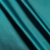Telio Tahari Stretch Satin Teal