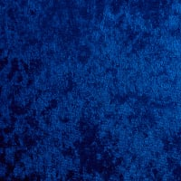 Stretch Panne Velvet Velour Royal