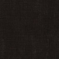 Medium Weight 100% European Linen Black