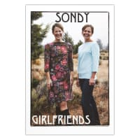 Girlfriends Sondy Knit Top & Dress Pattern