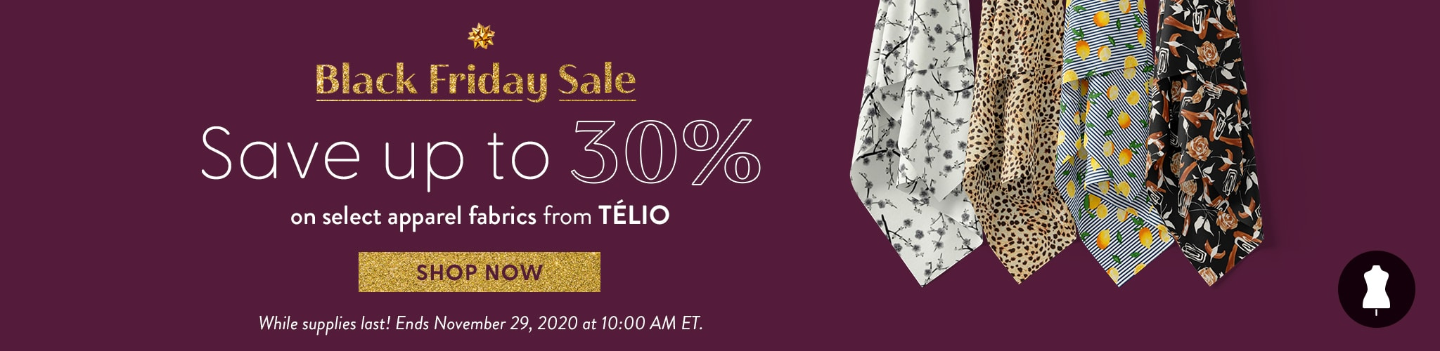 Telio Black Friday Sale