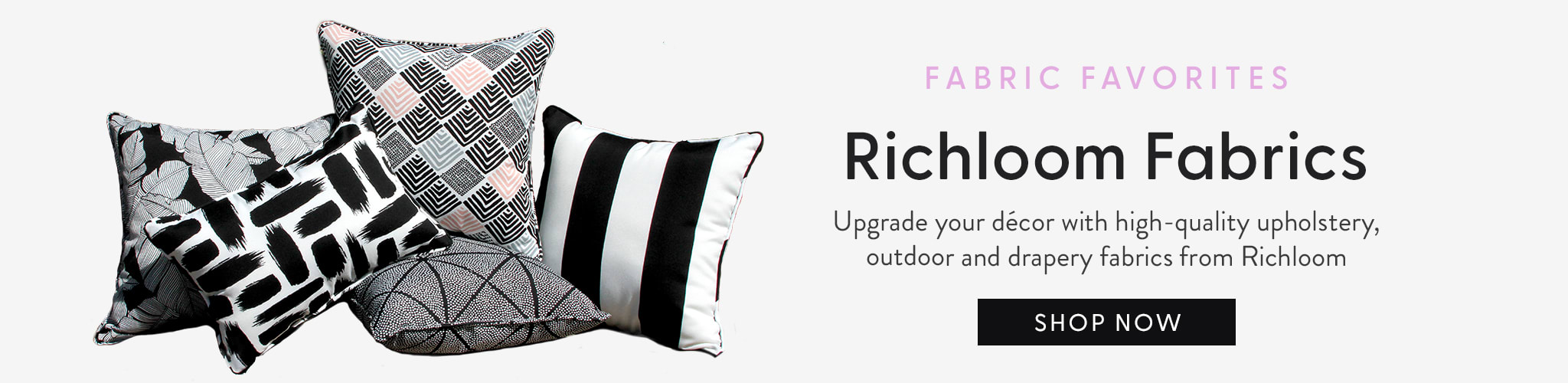Fabric Favorites. Richloom Fabrics- Upgrade your decor with high-quality upholstery, outdoor, and drapery fabrics from Richloom