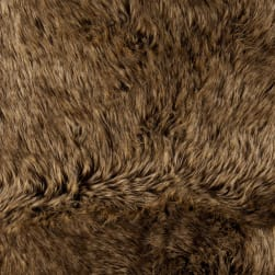 Shannon Lux Fur Desert Fox Gold Fabric