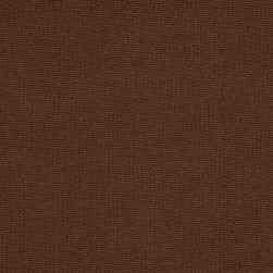 7 oz. Duck Brown Fabric
