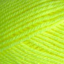 Deborah Norville Everyday Solid Yarn 37 Fluorescent Yellow