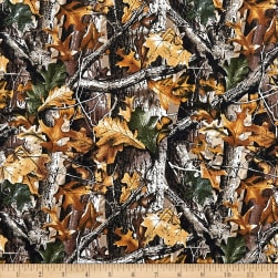 Plain Realtree Allover Fabric