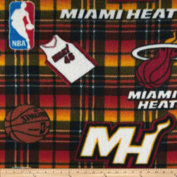 NBA Fleece Miami Heat Multi Fabric