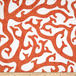 P Kaufmann Coral Reef Orange
