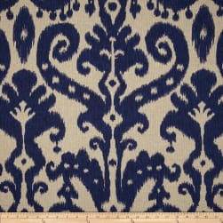 Lacefield Marrakesh Batik Indigo Fabric