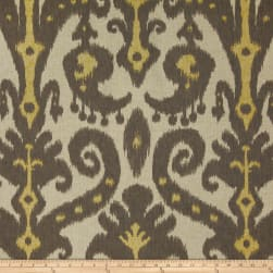 Lacefield Marrakesh Batik Graphite Fabric