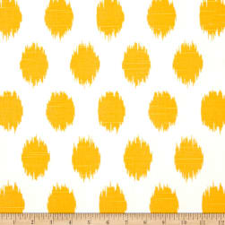 Premier Prints Jo Jo Slub Corn Yellow