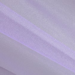 Shiny Tulle Lilac Fabric