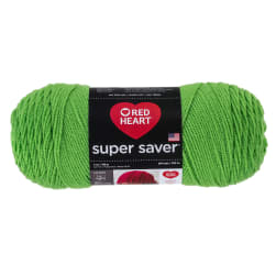 Red Heart Super Saver Yarn 672 Spring Green