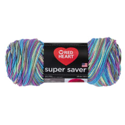 Red Heart Super Saver Yarn 310 Monet (m)