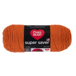 Red Heart Super Saver Yarn 256 Carrot