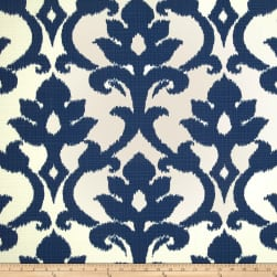 Richloom Solarium Outdoor Basalto Navy Fabric