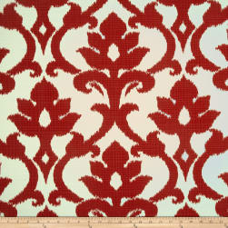 Richloom Solarium Outdoor Basalto Cherry Fabric