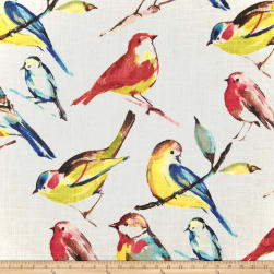 Richloom Birdwatcher Summer Fabric