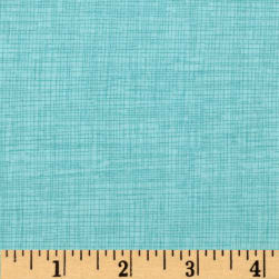 Timeless Treasures Sketch Aqua Fabric