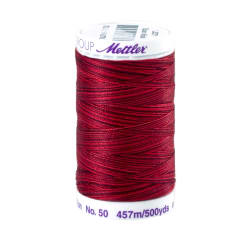 Mettler Cotton All Purpose Thread Mid Garnet