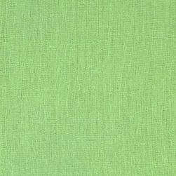 Island Breeze Gauze Apple Green Fabric