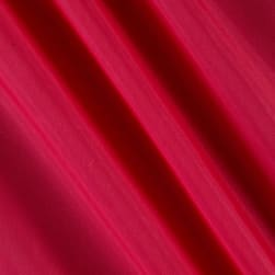 Polyester Lining Hot Pink Fabric
