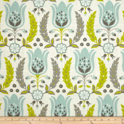 Robert Allen @ Home Ornate Frame Pool Fabric