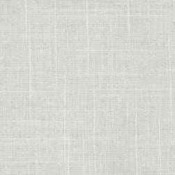Robert Allen @ Home Linen Slub White Fabric
