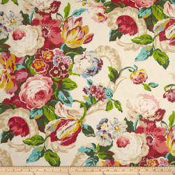 Waverly Spring Bling Spring Sateen Fabric
