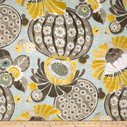 Waverly Copacabana Slub Flint Fabric