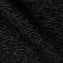 Terrasol Indoor/Outdoor Surf Black Fabric