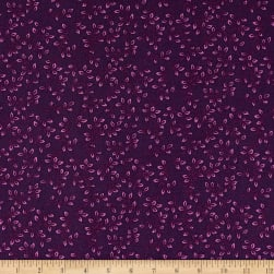 108'' Wide Folio Purple Fabric
