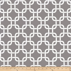 Premier Prints Indoor/Outdoor Gotcha Grey Fabric