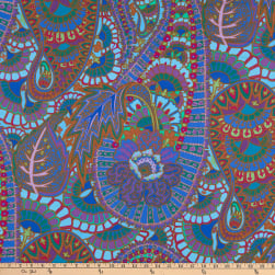 Kaffe Fasset Belle Epoch Blue Fabric