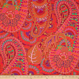 Kaffe Fasset Belle Epoch Red Fabric