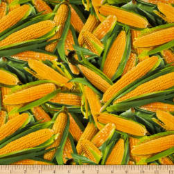 New Food Festival Corn Yellow