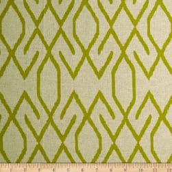 Lacefield Zoe Blend Lime Fabric