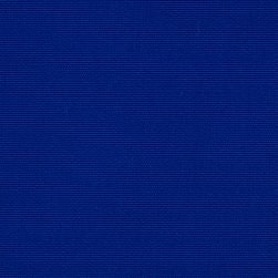 Sunbrella Canvas True Blue Fabric