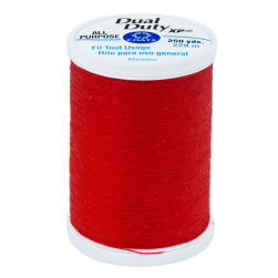 Coats & Clark Dual Duty XP 250yd Hero Red