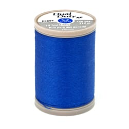 Coats & Clark Dual Duty XP Heavy 125yds Monaco Blue