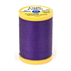Coats & Clark General Purpose Cotton 225 yd. Purple
