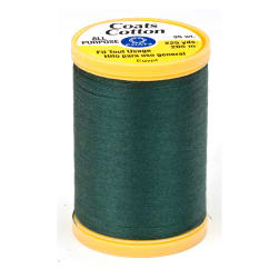 Coats & Clark General Purpose Cotton 225 YD Forest Green