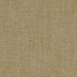 Andover Chambray Hemp Brown Fabric