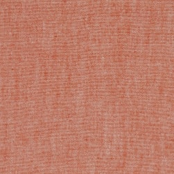 Andover Chambray Pumpkin Fabric