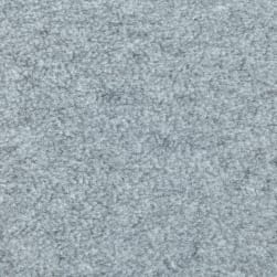 Winter Fleece Velour Grey Heather Fabric