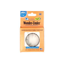 Pellon ST-805 Wonder-Under 5/8'' Fusible Web Tape (Paper