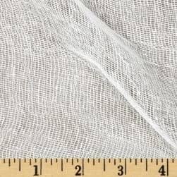 Cheesecloth White Fabric