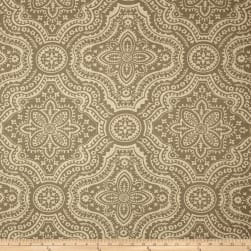Premier Prints Dakota Damask Blend Taupe/Oatmeal
